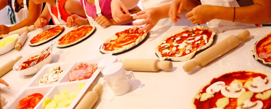 melbourne kids bread/pizza birthday parties