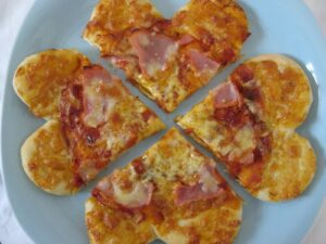 Think Outside the Square/Circle When Making Pizza