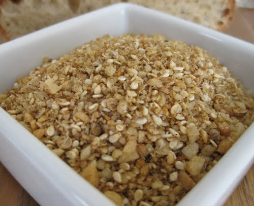 Dukkah l Homemade Dukkah Recipe